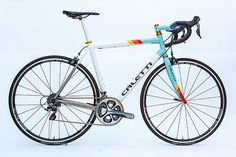 Caletti Cycles Ti Road #bicycle #bike
