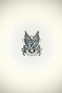 Joshuaz Logo #branding #heraldry #crest #corporate #identity #joshuaz #logo