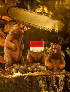 Old Spice Bear Deodorant Protector #bearz