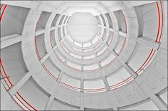 Ascension / Himmelfahrt | Flickr - Photo Sharing! #concrete #spiral #vienna #park #architecture #car