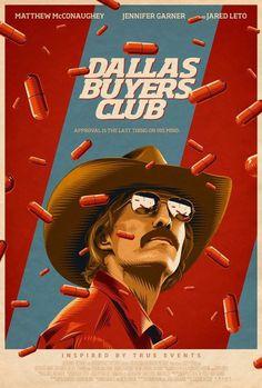 #movie#illustration#dallasbuyersclub