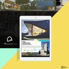 Quick shot of our latest #responsive #website development, and concept for our new #architectural clients. #startup #creative #modern #archi