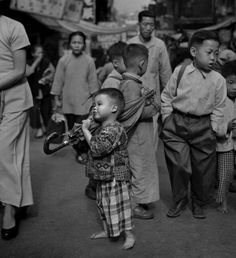 Black and White Photography by Ho Fan #inspiration #white #black #photography #and