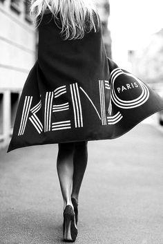 It's KENZO