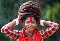 FFFFOUND! | India: Holy Hobos (photo gallery) - Boing Boing #hair