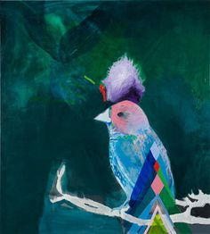 Birds #painting #color #art #bird