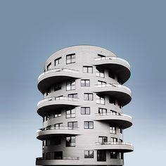 Abstract and Minimalist Architecture Photography by Andreas Lambrinos