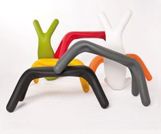 A stackable garden bench as well as a chic living room seat, all in one? Check out Atlas.