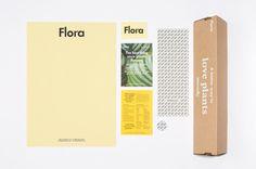 Flora #identity #print #flowers