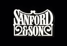 All sizes | Sanford & Son proposed logo. | Flickr - Photo Sharing! #logo #lubalin #herb #typography