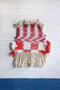 'Union of Striped Yarn' by Dienke Dekker | PICDIT #cotton #design #sculpture #art
