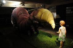 KidGaucho - Please Stand By #sculpture #stand #installation #kidgaucho #by #art #please