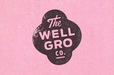 The Wellgro Co logo designed by Gold Lunch Box #logo