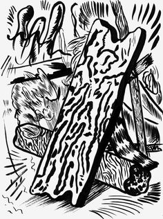 martin.groch@mac.com - two drawings from my sketchbook…