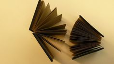Handmade Books on the Behance Network #accordian #hand #book #made