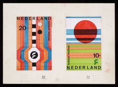 150 years of the Dutch Postal Service #stamp #euro #design #graphic #dutch