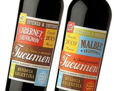 Tucumen | Lovely Package #packaging #label #bottle