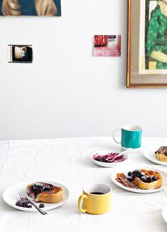 FrenchToast05 #bacon #toast #breakfast