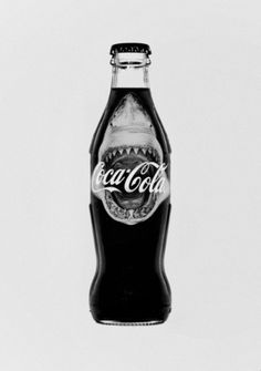 Paris | Electronix | Music and Design, Simple. #branding #bottle #classic #rebrand #shark #coca #identity #cola