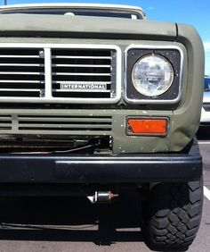 SCOUT #truck