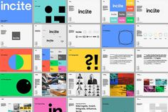 incite, brand guidelines