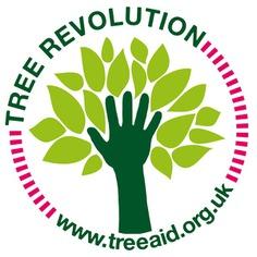 White circle #treelogo #treerevolution