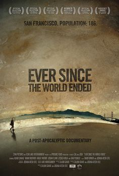 Ever Since the World Ended Movie Poster #movie #poster #film