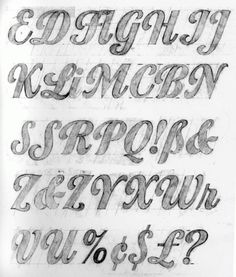 DOYALD YOUNG — LetterCult #typography