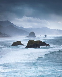Michael Foushee Captures Wonderful Mountainscapes in Oregon