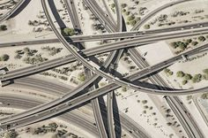 Highway Interchanges | iGNANT #photo