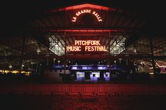 Pitchfork Music Festival #festival #pitchfork