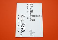 » TM Nr.11 November 1960 Flickrgraphics #design #graphic #poster #typography