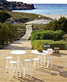Borja Garcia designed Stack Outdoor Collection for Gandia Blasco - outdoor, architecture, house, dream home, #outdoor furniture