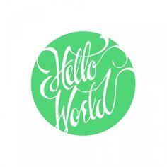 hello world script
