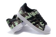 Adidas Originals Adidas Leather Men Camouflage