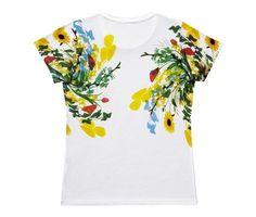 Novo Typo - Uniqlo Pure t-shirt #novo #design #typo
