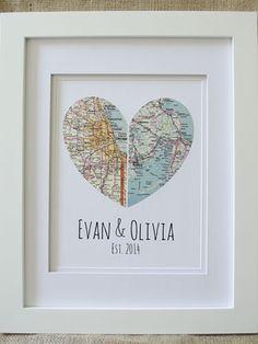 Thoughtful Wedding Gift Idea!