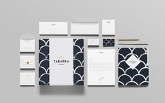 Good design makes me happy: Project Love: Tabarka #identity