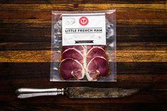 PACKAGING on Behance #packaging #meat