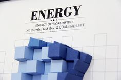 Paper-Based 3D Infographics: Pattern Is Crucial #infographic #poster #environmental