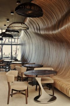 CJWHO ™ (Don Café House by Innarch, Pristina, Kosovo,...) #kosovo #pristina #don #house #caf #innarch #design #interiors #serbia #wood #photography #architecture