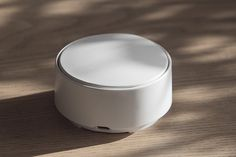 Point: A Friendly Alarm - IPPINKA Some home alarms can be confusing, intrusive or even just annoying. Point is the alarm that makes it easy for the user to be aware of their home. The device uses environmental sensors and machine learning to let you know of any outstanding events in the home.