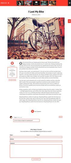 blog, red #website #blogging #blog #red