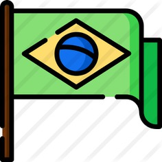 See more icon inspiration related to brazil flag, cultures, country, nation, flags, brazil, flag and world on Flaticon.