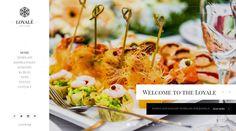 joomla, food, restaurant, catering, web design #design #food #restaurant #joomla #web #catering