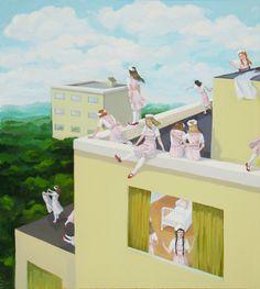 Zoe Hawk   PICDIT #painting #art