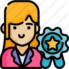 See more icon inspiration related to shapes and symbols, womens day, achievement, gender, badge, user, girl, woman, avatar, person and people on Flaticon.
