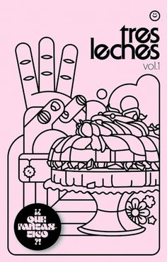 All sizes | tres leches vol.1 - cover | Flickr - Photo Sharing!