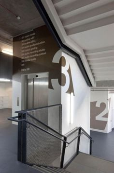 the johnson banks thought for the week #wayfinding #environmental #identity #signage #graphics