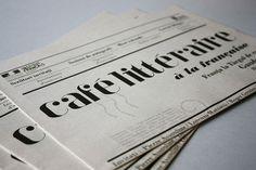 GAUDEAMUS1 #typography #editorial